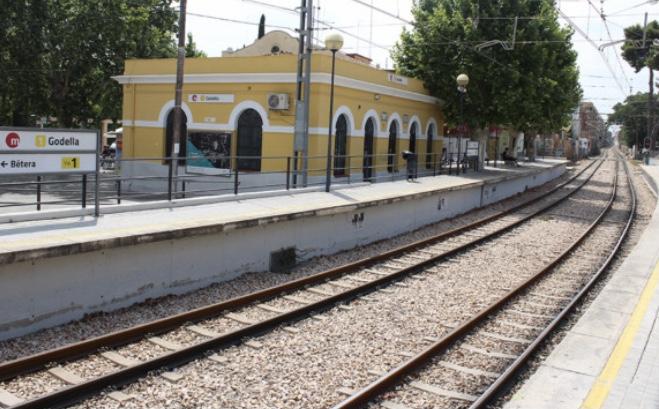 Estacion_de_Godella._Metrovalencia
